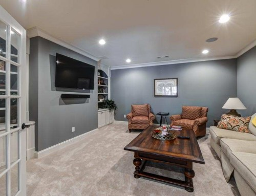 5 Tips for Creating the Ultimate Basement Media Room